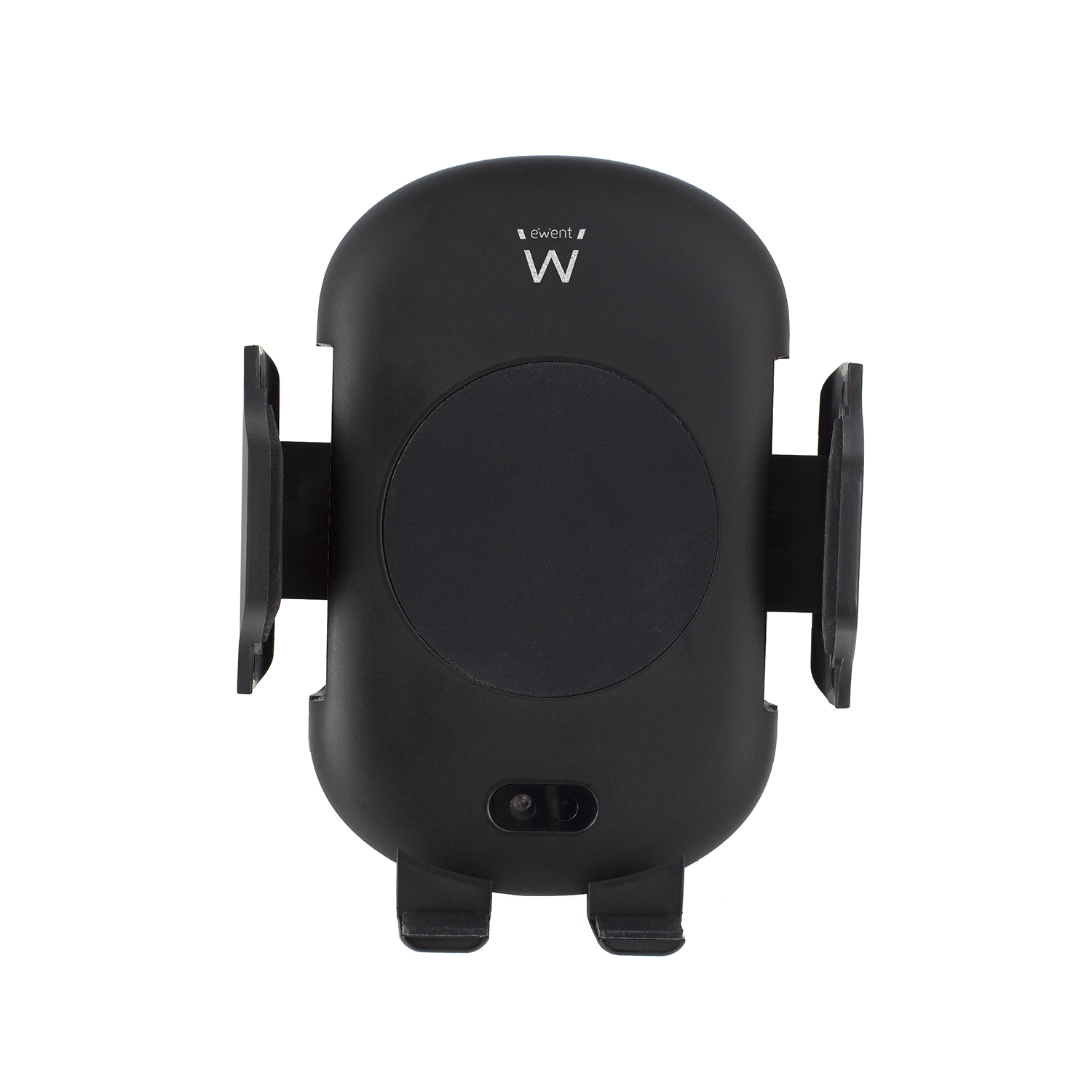 Automatic car mount wireless charger