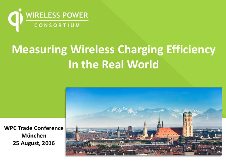 John Perzow - Measuring Wireless Charging Efficiency