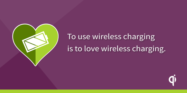 To use wireless charging is to love wireless charging